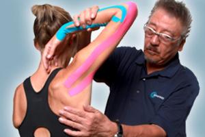 Taping Kinesiologico in Fisioterapia a Milano